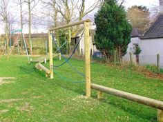 Commercial Play - Activity & Agility Trails - Page 1 - Caledonia Play
