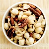 Health Benefits of Nuts and Seeds | Nuts and seeds are healthy snacks, but be sure to moderate portions if you're watching your weight, since they contain a lot of calories.