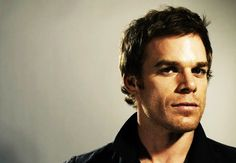 Michael C. Hall....in two of my all-time favorite television series. So handsome!