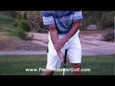 Right Elbow In Golf Swing Key To Consistency - http://www.performbettergolf.com/blog/right-elbow-motion-in-swing-video
