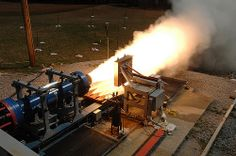Brilliant Sub-scale Solid Rocket Motor Test (NASA, Space Launch System, 03/14/12)