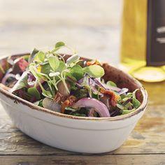 Germany's 'Mediterranean Salad' by Sabrina Bielefeld was an impressive sight to behold.
