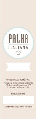 Etiquetas Palha Italiana —