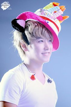 "Sungmin - SMTOWN WEEK ""TREASURE ISLAND"""
