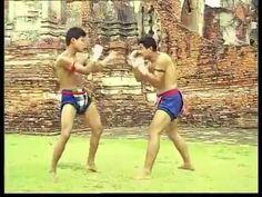 MACAM - MACAM SENI BELA DIRI: Video: Tutorial Muay Thai Boran