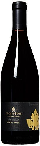 2014 Clos du Bois Sonoma Reserve Pinot Noir Sonoma Coast 750 mL Wine *** Be sure to check out this awesome product.