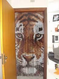 cortina da micangas