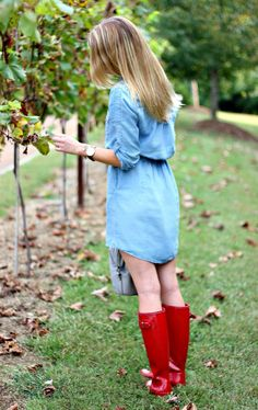 Chic on the Peak: Red Red Wine