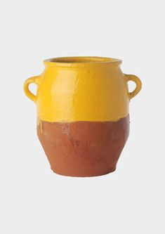 DIPPED TERRACOTTA POT - Toast UK