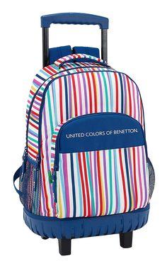 Benetton 611828818 2018 Mochila Escolar, 45 cm: Amazon.es: Equipaje Jansport Backpack, Gym Bag, Pink, The Unit, Backpacks, Bags, Color, Baggage, Cases