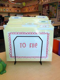 Teaching is a work of HEART!!!: Classroom Organization