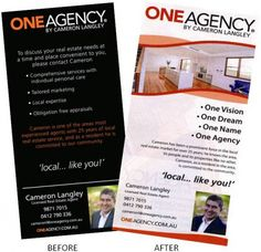 Pin by Estate Agents Leaflets on Australian Real Estate Marketing ...
