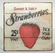 Image result for vintage fruit ads