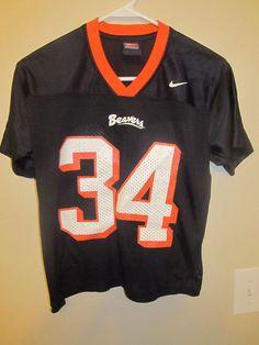 Oregon State Beavers Football Jersey - NIKE youth small  Nike   OregonStateBeavers Ncaa College b2e10f314