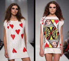 Poker dress idea. Vegas rnr ideas