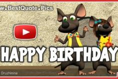 A website that offers happy birthday videos and pictures, to share as free birthday cards Free Singing Birthday Cards, Happy Birthday Dancing, Happy Birthday Wishes Song, Free Birthday Card, Happy Birthday Video, Birthday Songs, Singing Happy Birthday, Happy Birthday Funny, Happy Birthday Messages