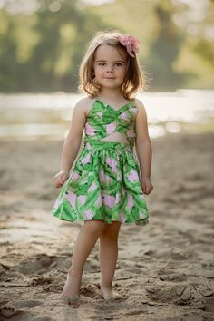 Delray — Little Lizard King Little Girl Models, Little Kid Fashion, Kids Fashion, African Print Fashion, Fashion Prints, Little Lizard, Girl Outfits, Cute Outfits, Romper Pattern