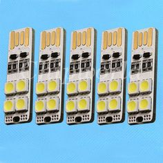 Active Components 5pcs 12v Led Panel Board 42 Piranha Led Energy Saving Panel Light Board White Consumers First