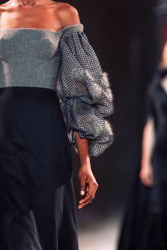 #Ulyana Sergeenko #Couture details