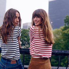 We recently reunited with cult-favorite label Sézane on a new capsule collection of quintessentially Parisian pieces (with New York twists). To bring it to life with a photo shoot in Central Park, …