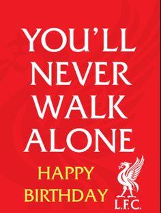Happy 122 birthday ❤️❤️love Liverpool till I die Birthday Love, Happy Birthday Wishes, Liverpool Football Club, Liverpool Fc, Lfc Wallpaper, You'll Never Walk Alone, Walking Alone, Birthdays, Soccer