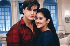 Ten most adorable moments of Yeh Rishta Kya Kehlata Hai couple Kartik and Naira - BollywoodTales Cute Couples Photos, Cute Couple Pictures, Couples In Love, Couple Photos, Cute Love Couple, Cutest Couple Ever, Best Couple, Cute Celebrities, Indian Celebrities
