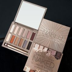 There's only one Naked. And once you go Naked, you'll never go back. Introducing Naked Ultimate Basics—the matte eyeshadow palette you've been begging for. We loaded this sleek square case with 12 ALL