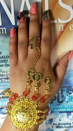 Pandora Charms, Nail Designs, Nails, Bracelets, Jewelry, Finger Nails, Jewlery, Ongles, Jewerly