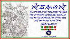 25 Aprile, per un Popolo, una Patria e un Re | ITALIA REALE - Stella e Corona Stella, Crown