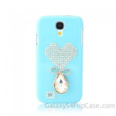 Galaxy S4 Handmade Crystal Bling Case