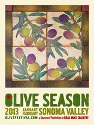 Olive season: jan/feb