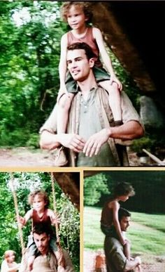 I DIED IN THIS SCENE!!!!! THE FEELS ARE TOO MUCH!!!!! He would have been such a great dad!!!!