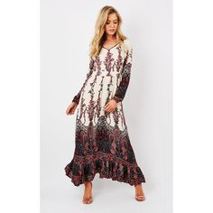 Looking for Long Sleeve Dresses? Call off the search with our Paisley Maxi Dress. Shop unique fashion at SilkFred Bohemian Style, Bohemian Fashion, Boho Outfits, Unique Fashion, Paisley, Wrap Dress, Cold Shoulder Dress, Plus Size, Clothes