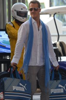 Michael Schumacher. 7 veces campeón del mundo!