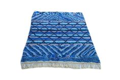 7'X5' ft / Handmade Moroccan rug Beni Ourain 100 by MoroccanTribal