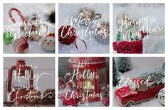 christmas typography christmas quotes white typography new years overlay seasonal overlay photography white psd christmas photo overlay text overlay