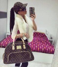 Celebrity Style | Style Fashion | Fashion Models Louis Vuitton ...