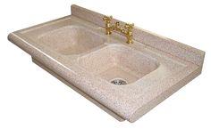 Lavelli da cucina in cemento e/o graniglia. cementarte.com