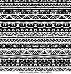 moroccan print aztec - Google Search