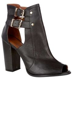Primark AW13 Buckle Boots, £18