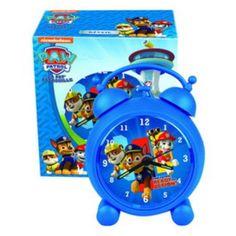 Paw Patrol Twin Bell Alarm Clock  £6.99