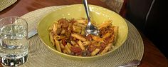 Slow cooker Spicy Eggplant Sauce - Carla Hall - Low and slow transforms this sauce wow to kapow!