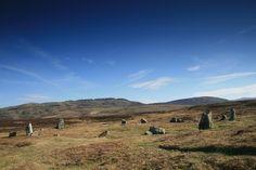 Druid's Circle Penmaenmawr