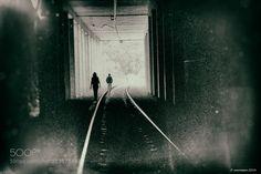 Tunel en El Chorro by AntonioRamirez6