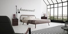 Quarto casal com cama simples ~ Decoração e Ideias | casa e jardim