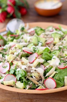 Citrus Fennel and Avocado Salad Pea Salad With Bacon, Green Pea Salad, Ham Salad, Crunchy Broccoli Salad, Broccoli Salad With Raisins, Creamy Cucumber Salad, Good Healthy Recipes, Healthy Snacks, Classic Macaroni Salad