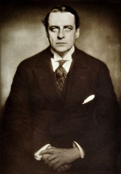 Gunnar Tolnaes (1879-1940) Norwegian actor