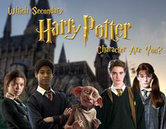 Which Secondary 'Harry Potter' Character Are You? - Quiz - Zimbio I got Dean Thomas