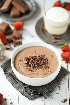 Brownie Batter Fruit Dip