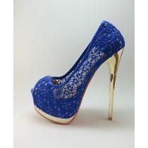 Zapatos Importados Mujer Stilettos Plataforma. gaby Benitez · zapato taco  alto 81ff2ba9978